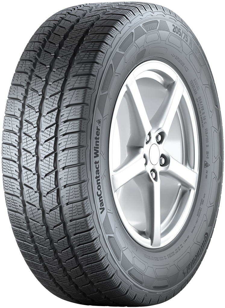 CONTINENTAL VANCOWINT 215/65R16 106T